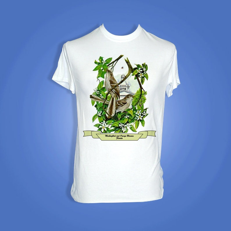 Florida  Art of the State T-Shirts image 0