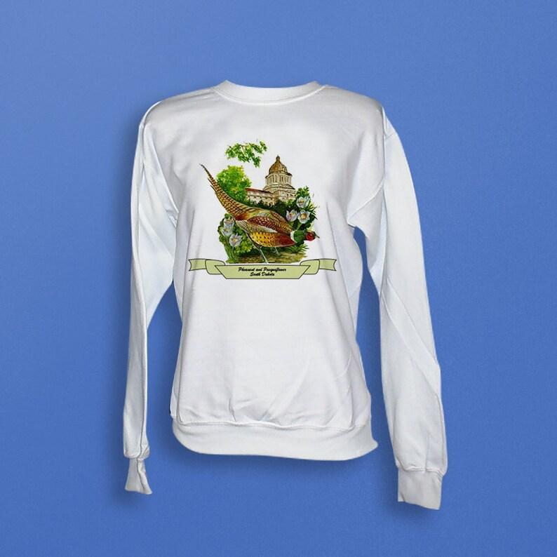 South Dakota  Art of the State Sweatshirt image 0