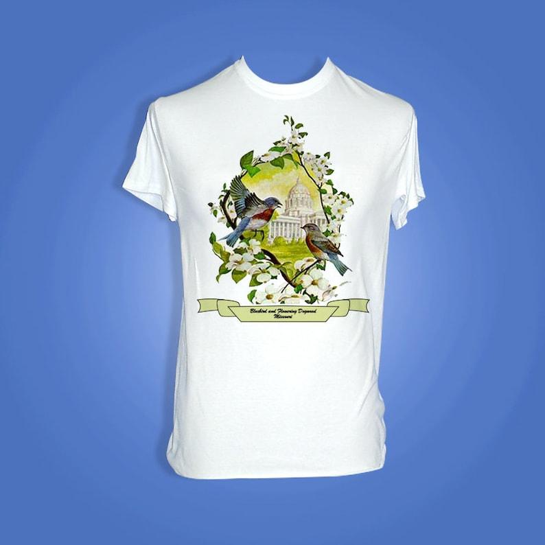 Missouri  Art of the State T-Shirts image 0