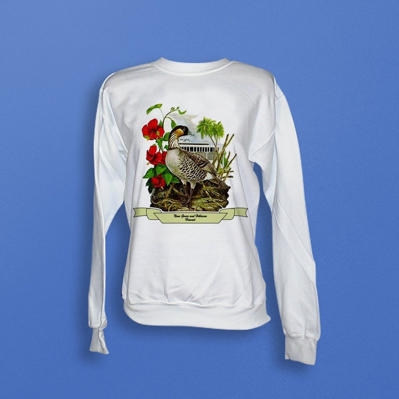 Hawaii  Art of the State Sweatshirt image 0