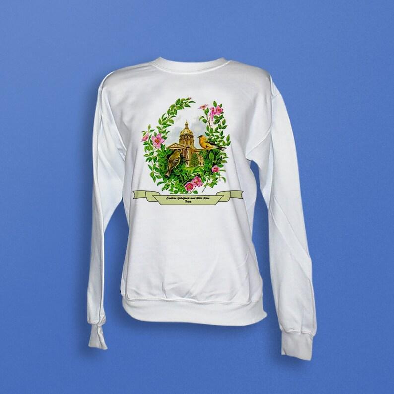 Iowa  Art of the State Sweatshirt image 0