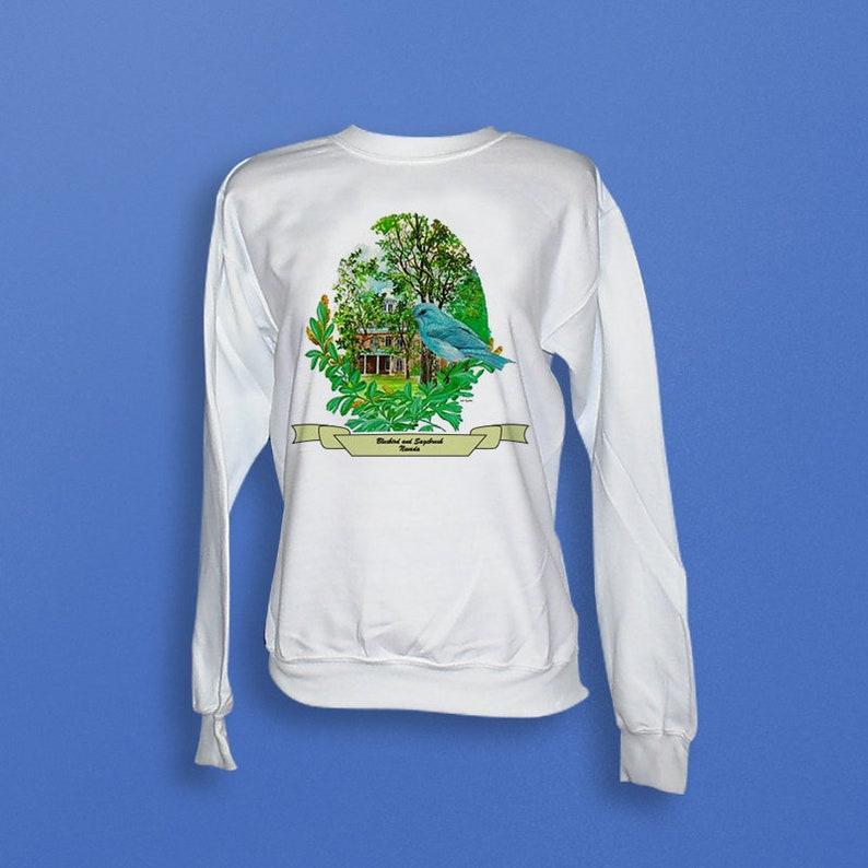 Nevada  Art of the State Sweatshirt image 0