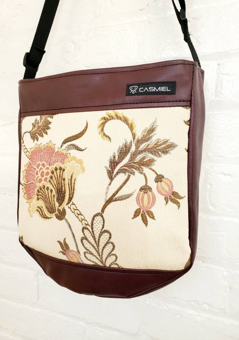 Shoulder bag floral bag shoulder bags,handbags,flowersbags,veganbags