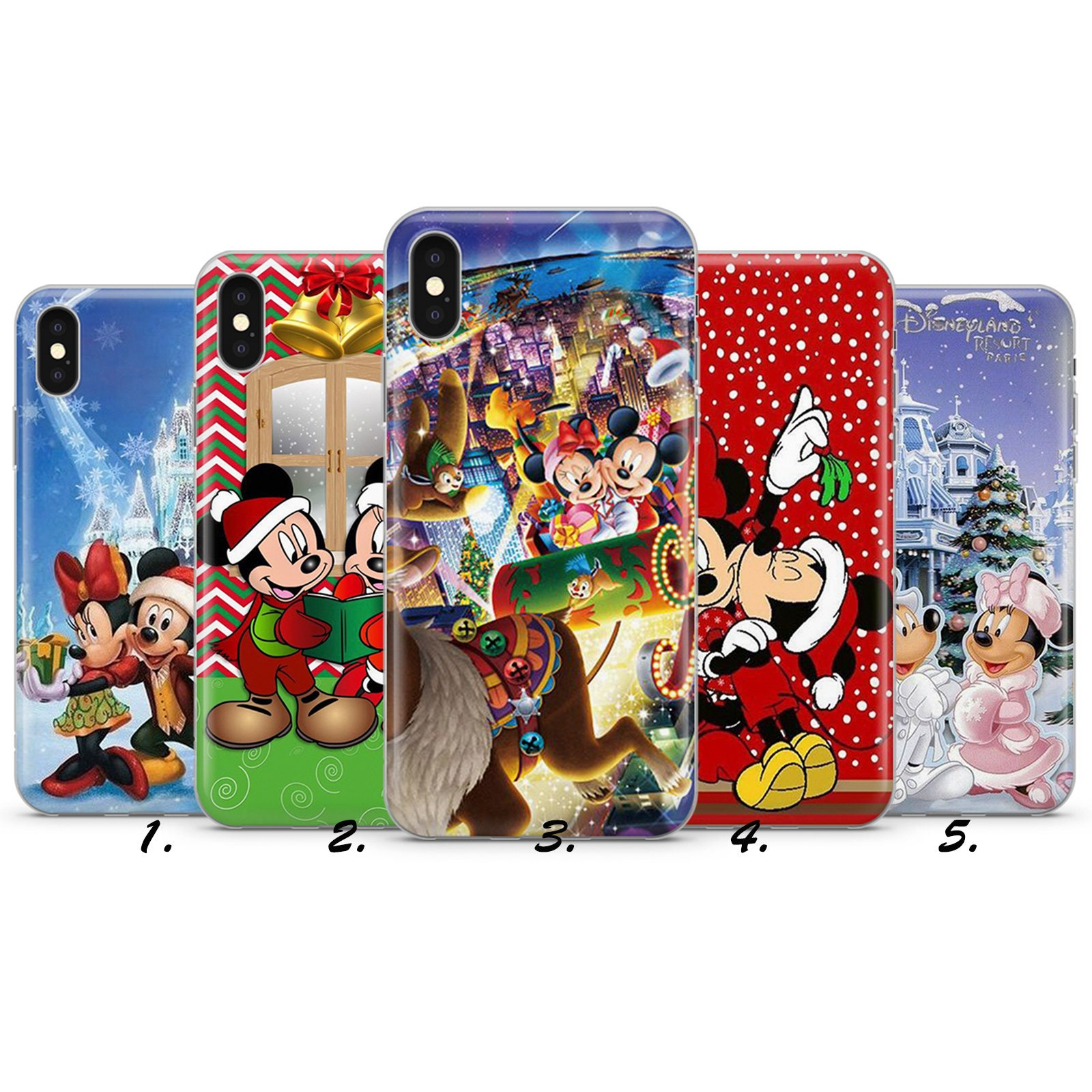 Disney Christmas Mickey Mouse Xmas Funny Quotes Cute Design Etsy