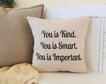 Pillows with sayings | Etsy