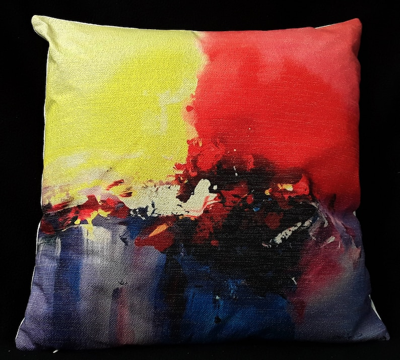 Exclusive to Decor Dreams Art Gallery Hahndorf Printed from original oil paintings Set of three CushionPillow Cover/'s