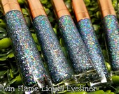 Twin Flame Holographic Glitter Liquid Liner, Flake Free