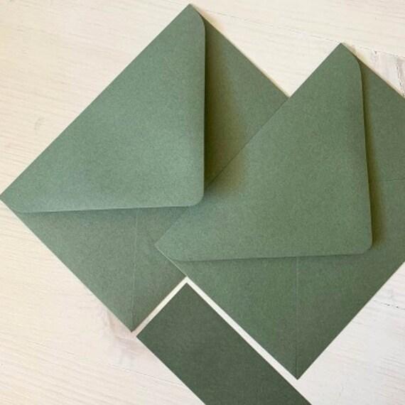 50 X C6 Sobres de Color 114x162mm tarjetas de felicitación Fiesta Invitaciones /& Crafts