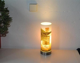 Photo lamp: your own motive