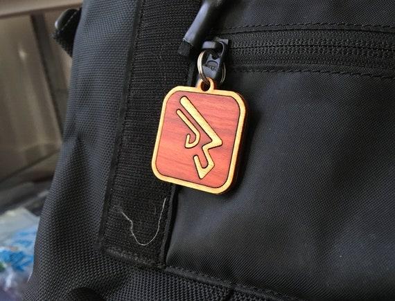 FFXIV Wood DPS Job Icon Keychain/Charm