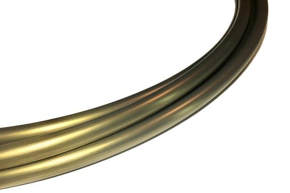 Ocean Color Shift Taped Performance Hula Hoop  Dance Hoop  Collapsible or Sectional Travel Hula Hoop   34 or 58 Polypro Hula Hoop