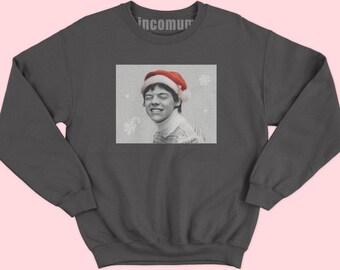 Harry Styles Christmas Sweatshirt 49d2a316dd14