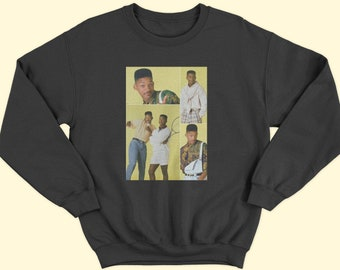 da0756958385 Fresh Prince of Bel-Air UNISEX SWEATSHIRT