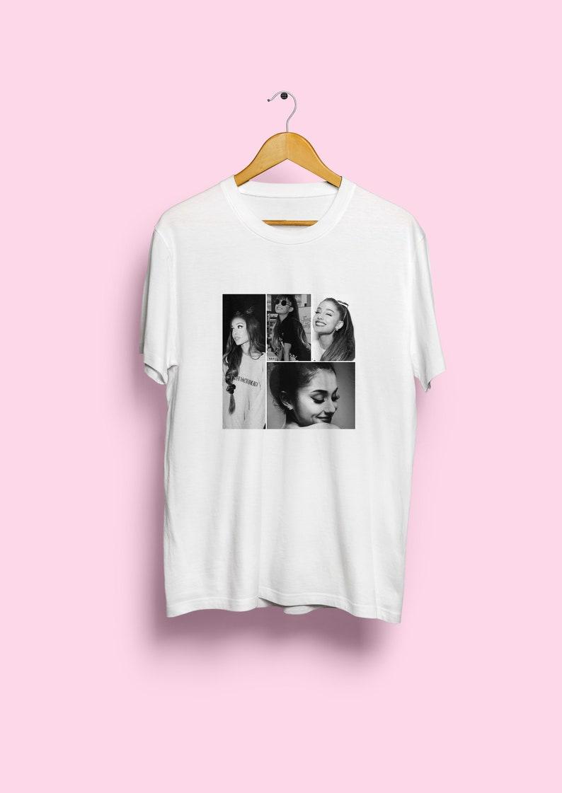 4ca7f2d8 Ariana Grande Shirt unisex t-shirt ariana grande tee | Etsy