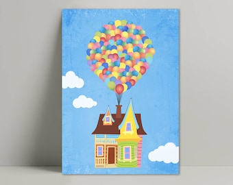 photo regarding House From Up Printable named Up dwelling Etsy