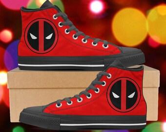 3cb66d8a9ab8 Deadpool shoes