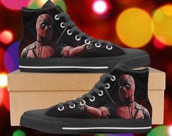1f3c490950d3bb Deadpool converse
