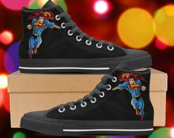17f19bddd3c5 Superman shoes