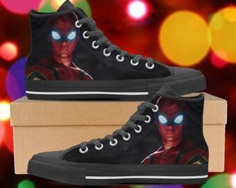 359c536f000d Spiderman converse