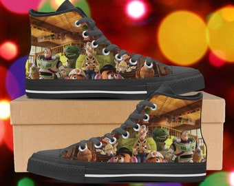 Toy Story Shoes Etsy