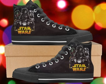 ebc24e5cd7e0 Star wars converse