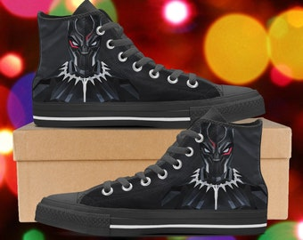 1f5b3ade568c Black panther shoes