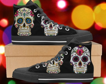 763396dc9476 Sugar Skull shoes