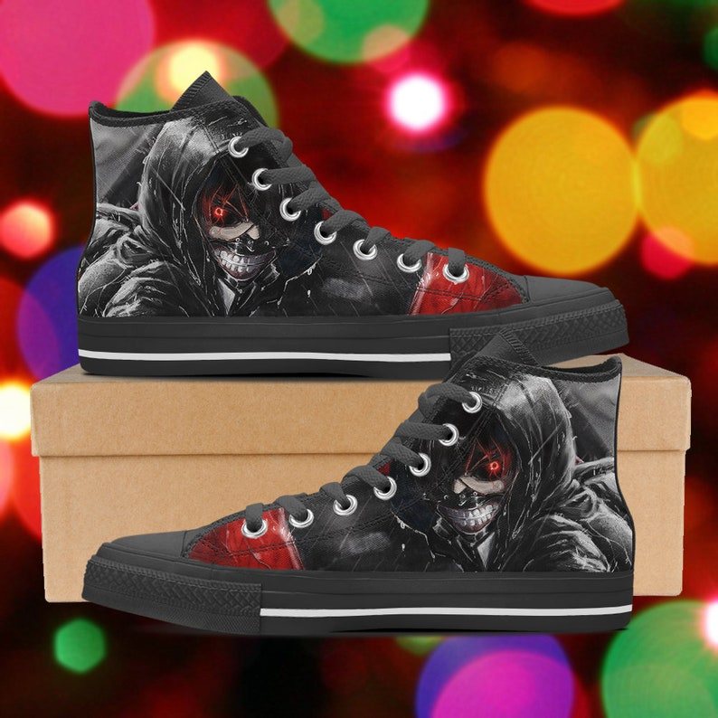 48e20472f1d Tokyo Ghoul shoes Tokyo Ghoul high tops Tokyo Ghoul