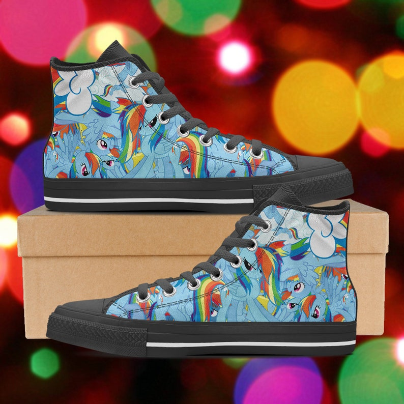 Tops Pony LookEtsy My Shoes Sneakers Little High NOm80nwv