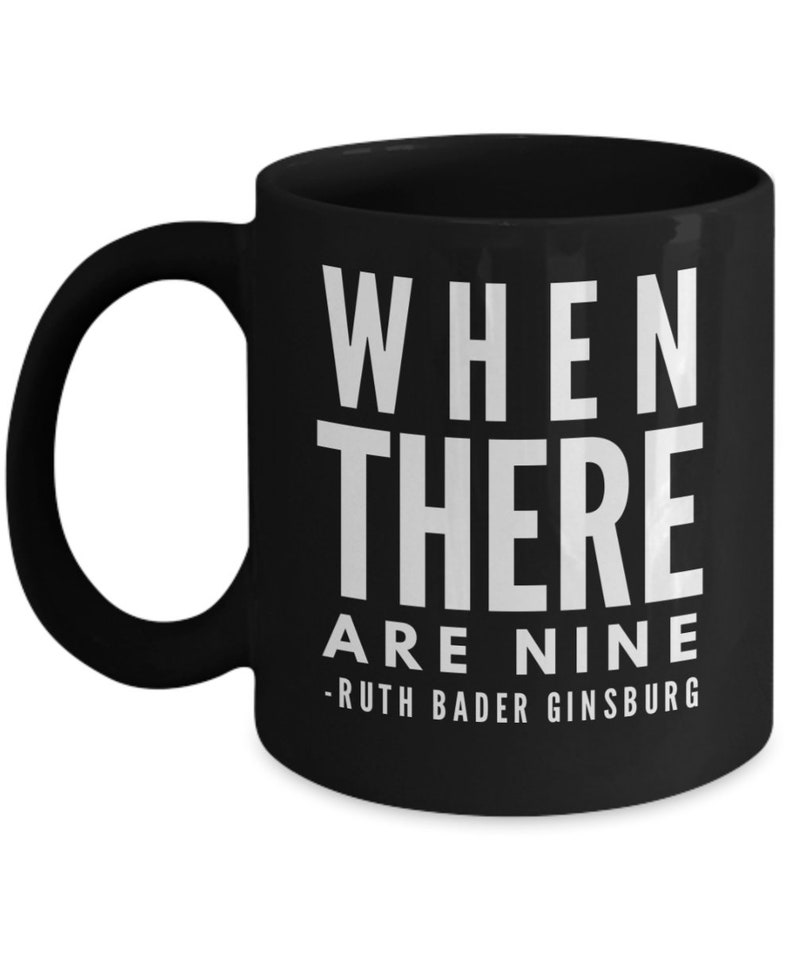 037611c4e29 Ruth Bader Ginsburg RBG Mug Lawyer Gift Gifts for Lawyers | Etsy