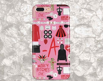coque pretty little liars iphone 8