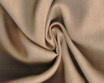 Medium linen in nature
