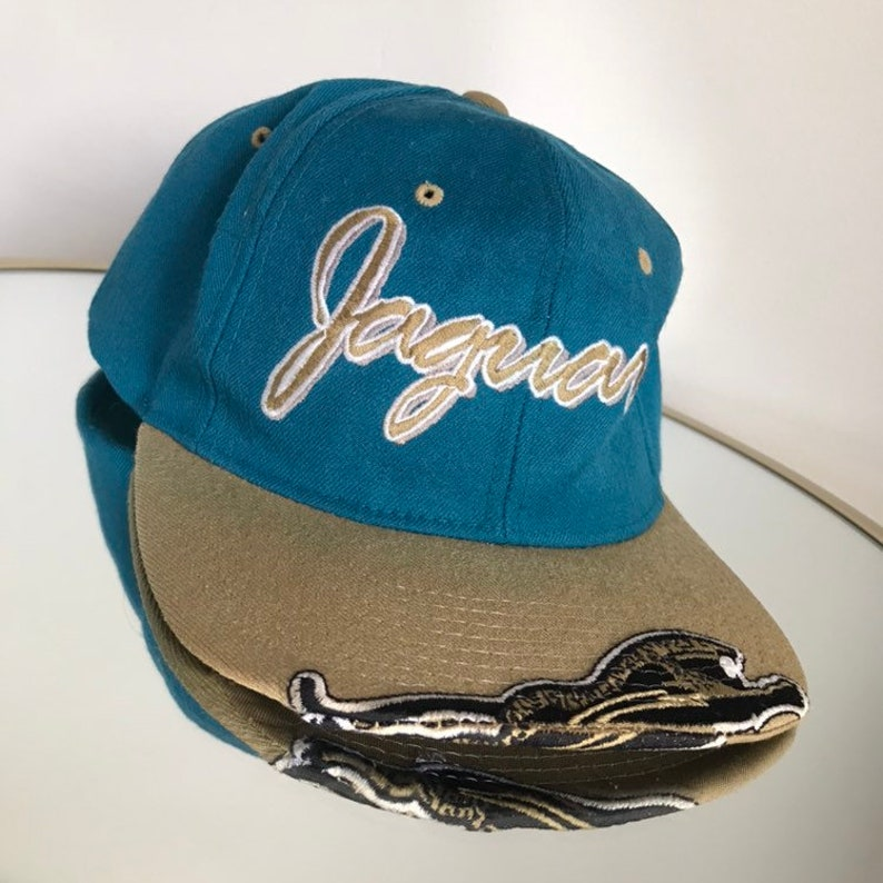 39b69a5ae Jacksonville Jaguars Hat Starter snapback vintage cap sports specialties  basketball NBA retro strapback deadstock fitted baseball foo