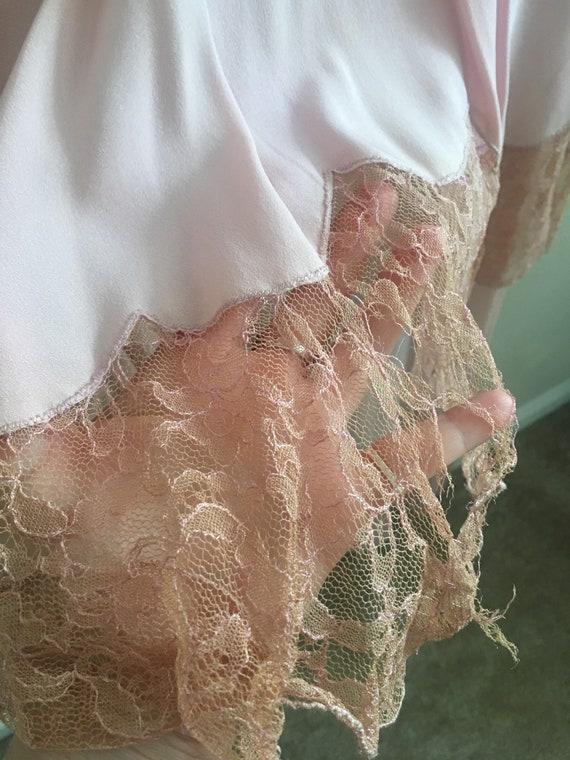 Rose Floor-length Peplum Dress late 30's to early… - image 6