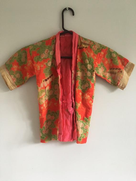 1920's-30's Child's Kimono