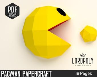 Papercraft pdf   Etsy