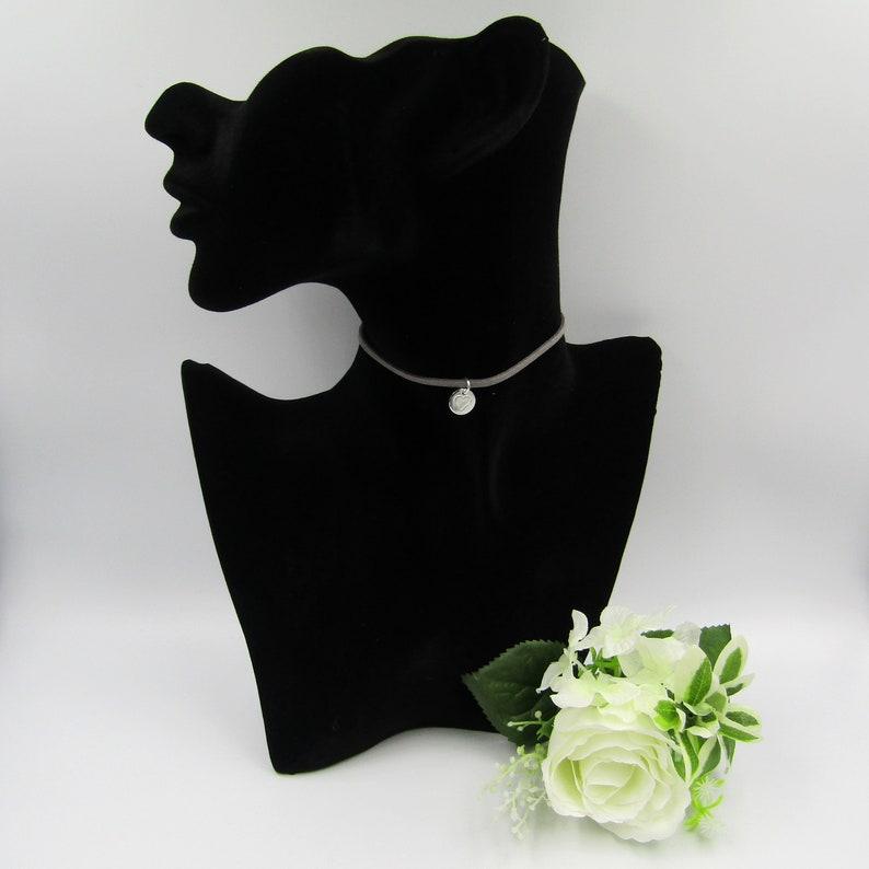 925 0161 Grandma Friendship Wish Bracelet Hugs Like Mother Silver Plated Faux Suede Wrap Tie