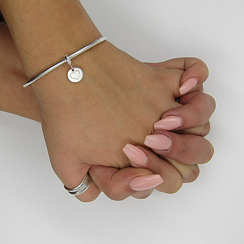 0063 Sister in Law Charm Silver Plated Friendship Universal European Pendant for Bracelet 925