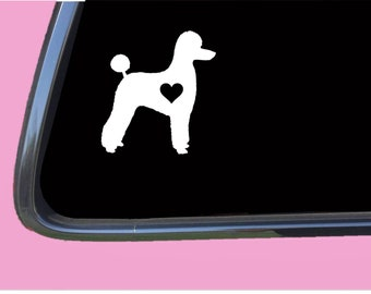 7x2.5 Paw Heartbeat EKG BUY 2 GET 1 FREE Vinyl Graphic Decal love Pet Dog Cat