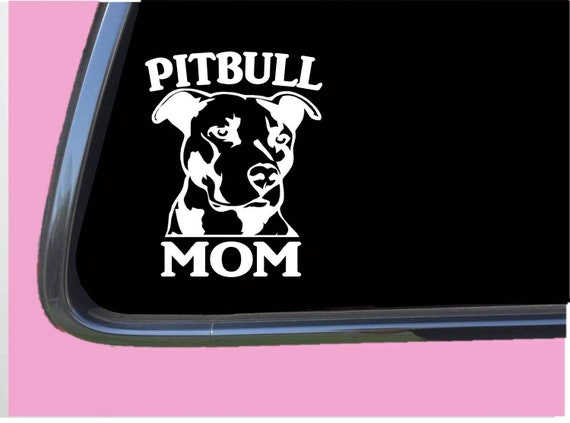"American Bully decal *B179* sticker pit bull 6/"" sticker decal"