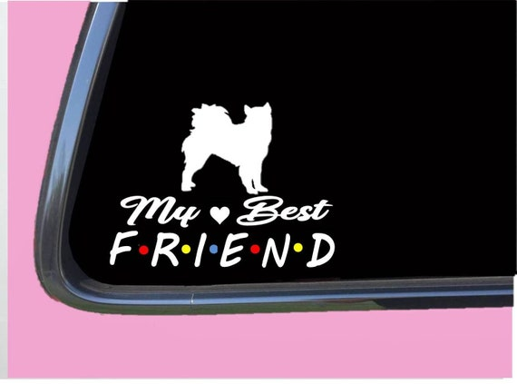 Vinyl Sticker Decal Life is Better With a Malamute By Your Side High Quality