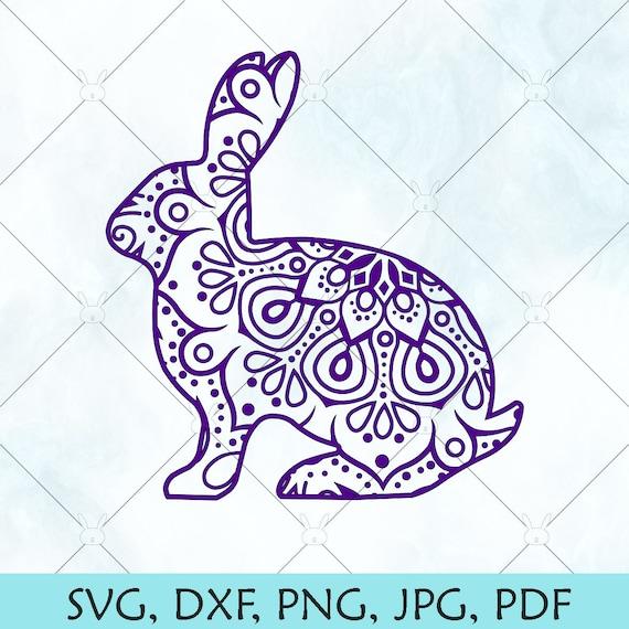 Easter bunny cute Cricut Cut File spring art PNG,PDF jpeg Bunny Love Retro Bunny SVG Egyptian Bunny Cute Bunny Easter Bunny Art File