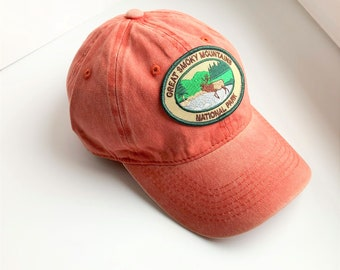 Smoky mountains hat  5e080e5f84df