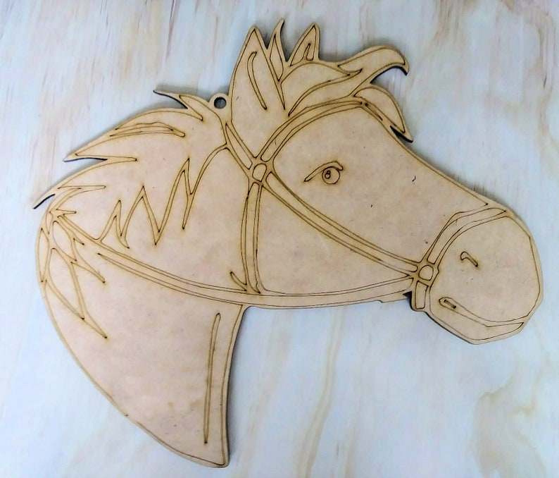 Party Craft Project ready for paint or decorated Laser Cut and Market Parties Flavors and Gifts