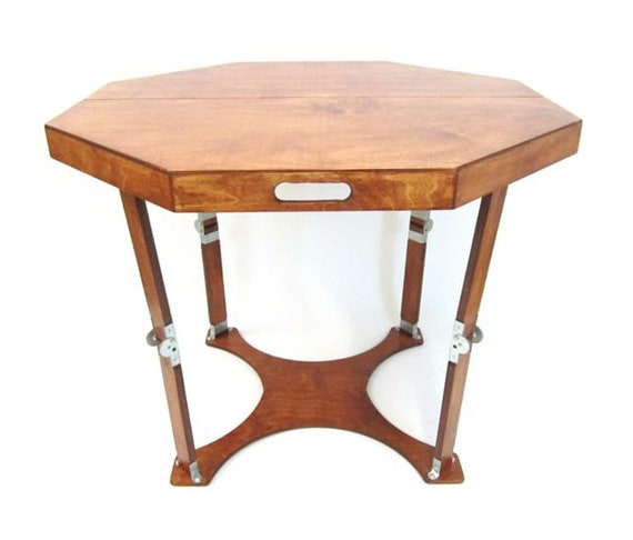 Fabulous Spiderlegs 40 Octagon Folding Table Caraccident5 Cool Chair Designs And Ideas Caraccident5Info
