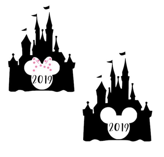 Disney Castle SVG Disney Castle Silhouette Clipart DXF Vector Monogram  Cricut Silhouette Cameo   Tatuajes disney, Disney tatuaje, Tatuaje del castillo  disney