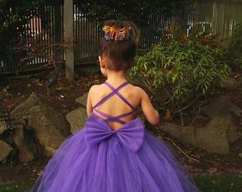 87ade19deb62 Purple tutu dress