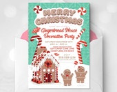 Gingerbread Christmas Inv...