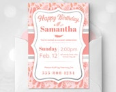 Happy Birthday Printable ...