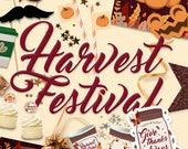 Harvest Festival Party Pr...